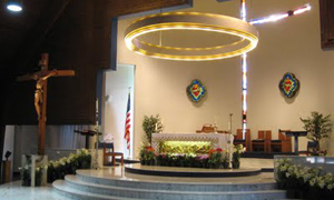 Welcome To Our Lady Of Lourdes